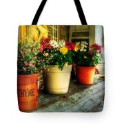 The Porch Swing Tote Bag