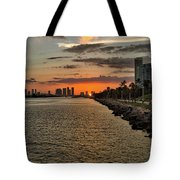 The Port Tote Bag