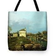The Porta Portello, Padua Tote Bag
