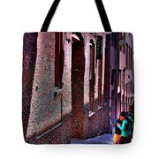 The Post Alley Gum Wall Tote Bag