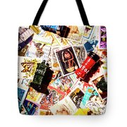 The Postbox Collector Tote Bag