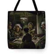 The Potato Eaters Tote Bag