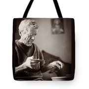 The Potter Of Haweryvschyna Tote Bag