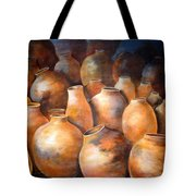The Pottery Tote Bag