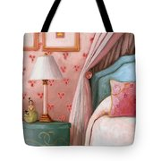 The Powder Jar Tote Bag