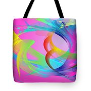 The Power And Positive Energy, 26 Tote Bag
