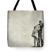 The Power Of A Kiss Tote Bag