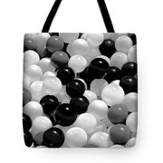 Power Balls Tote Bag