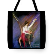 The Power Of Dance Tote Bag