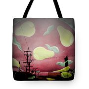The Power Of Pear Tote Bag