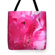 The Power Of Pink Tote Bag