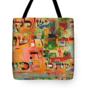 The Power Of Repentance Tote Bag