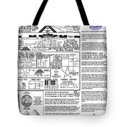 The Power Of The Golden Section Tote Bag