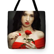 The Power Of Touch Tote Bag