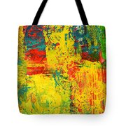 The Power Within Tote Bag