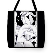 The Powerful Spell Of A Modigliani Woman Tote Bag
