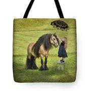 The Precious Companion Tote Bag