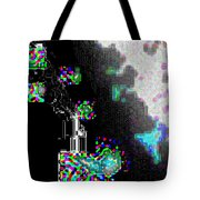 The Preeminence Of The Inevitable Tote Bag by Eikoni Images
