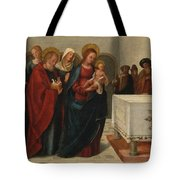 The Presentation At The Temple Tote Bag