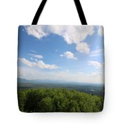 The Presidential Range From Mount Prospect Tote Bag
