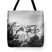 The Presidents Four Tote Bag