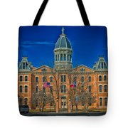 The Presidio County Courthouse Tote Bag