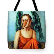 The Pretender Tote Bag