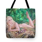 The Pretty Summer Tote Bag