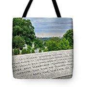 The Price Of Liberty Tote Bag