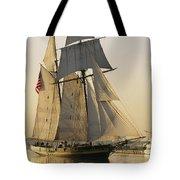 The Pride Of Baltimore Clipper Ship Tote Bag