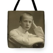 The Prince Oleg Konstantinovich  Tote Bag