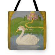 The Princess Swan Tote Bag