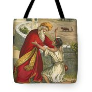 The Prodigal's Return Tote Bag by  English School