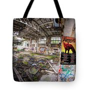 The Prodigy In Berlin Tote Bag