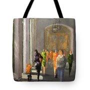 The Promenade Tote Bag