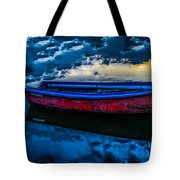 The Promise Of Adventure Tote Bag
