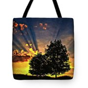 The Promise Oil Tote Bag