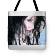 The Promise -self Portrait Tote Bag