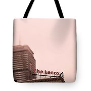 The Pru, Boston Ma Tote Bag