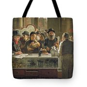 The Public Bar Tote Bag