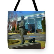 The Pueblo Chieftain Tote Bag