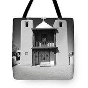 The Pueblo Church Tote Bag