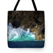 The Pulse Of Cabo San Lucas Tote Bag
