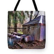 The Pumphouse Tote Bag by Douglas Barnard