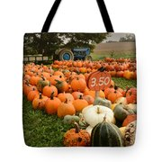 The Pumpkin Farm One Tote Bag