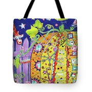 The Pumpkin Papers Tote Bag