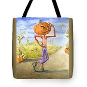 The Pumpkinhead Tote Bag