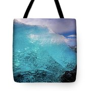 The Pure Blue Tote Bag