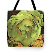 The Purest Rose Tote Bag