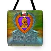 the Purple Heart Tote Bag